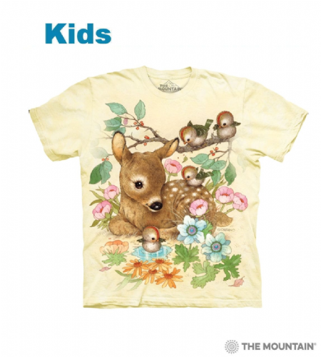 Baby Doe - Kids Deer T-shirt - The Mountain®